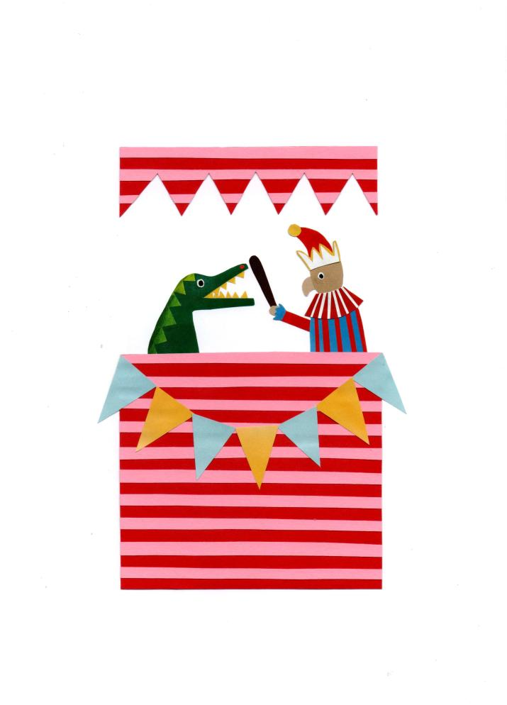 Punch and Judy- Isobel Barber