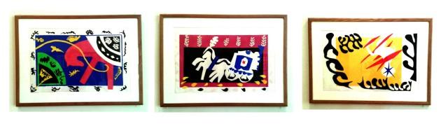 Matisse papercuts