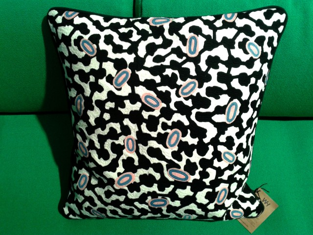 cushion print