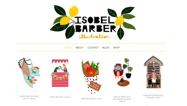 Isobel Barber