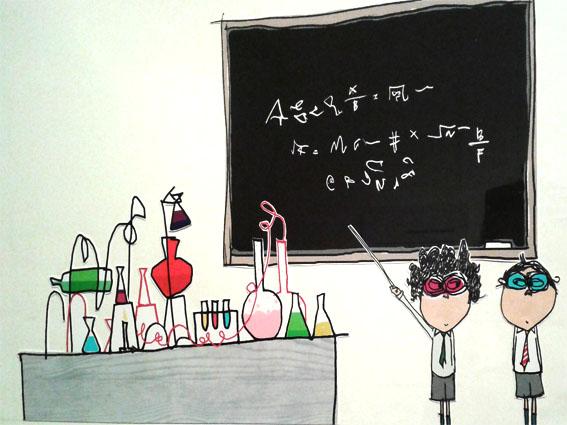 LC Blackboard