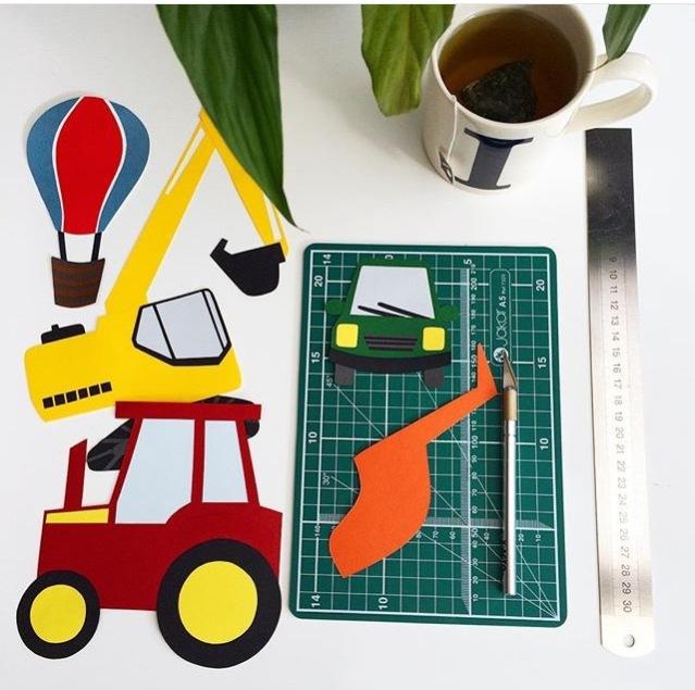 papercut art notonthehighstreet